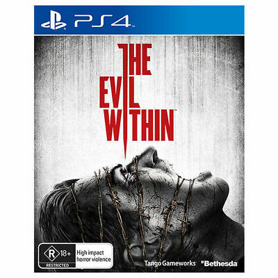 The Evil Within PS4  | PlayStation 4 - New Game