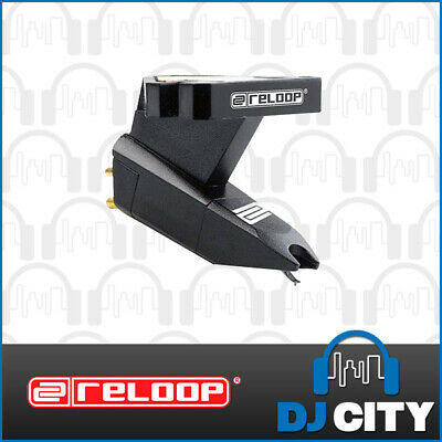 OM-Black Reloop Cartridge and Stylus Reloop - DJ City Australia