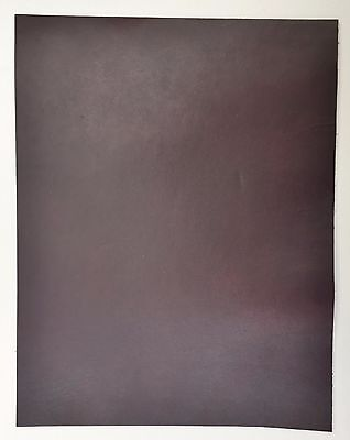 Horween Chromexcel Leather 2.0-2.2 Mm Thick 1 @ 210Mm X 160Mm Burgundy Notebook
