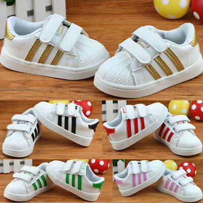 2018 Kids Girls Boys Shoe Toddler Girl Child Boy Sports Running Trainers Shoes