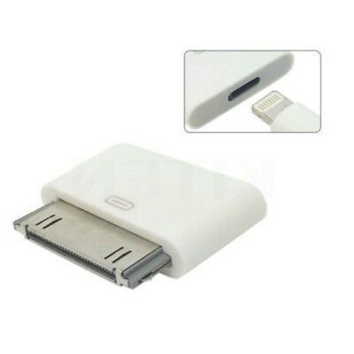 New Lightning Female8 to 30-Pin Male Adapter Part for iPhone iPad iPod Touch