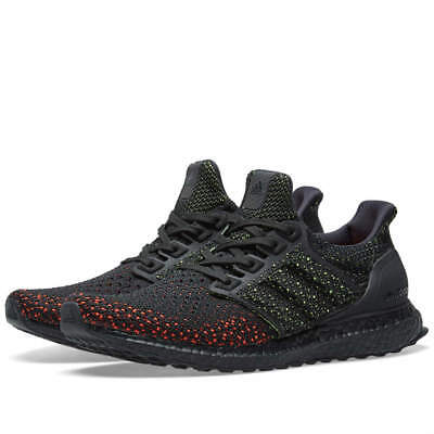 bf6a93066fc0d Adidas Ultraboost Clima Solar Red Black AQ0482 Ultra Boost Mens Running  Shoes