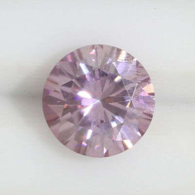 Lovely 2.72 ct 9.60 mm VVS1 Round Brilliant Cut Loose Moissanite