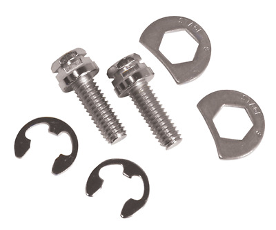 Stage 8 LOCKING EXHAUST STUD KIT SHOVELHEAD 1966-1984