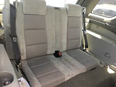 Ford Territory SX SY SZ TX TS Cloth complete Interior 7 seat 3rd row kit seats