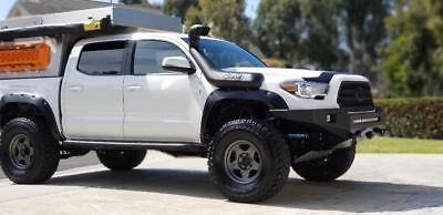 2016 Toyota Tacoma TRD OFFROAD 2016 TOYOTA TACOMA TRD OFFROAD 4X4 LONG TRAVEL short bed