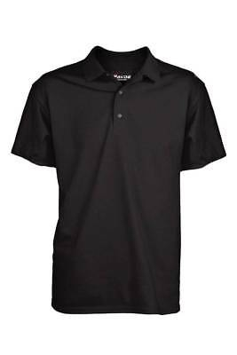 Fayde Blue T polo black