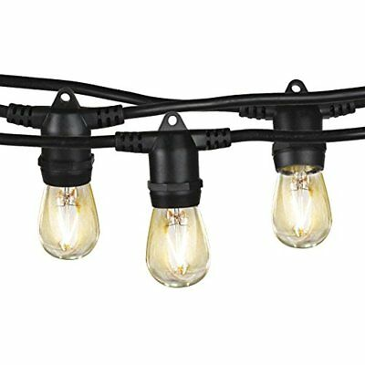 Ambience Indoor String Lights Pro LED Commercial Grade Outdoor Strand With Non
