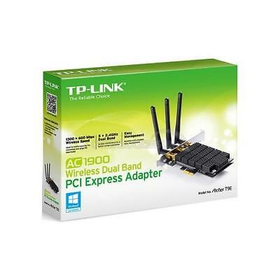 GA124476 TP-Link Archer T9E AC1900 Wireless Dual Band PCI Express Adapter