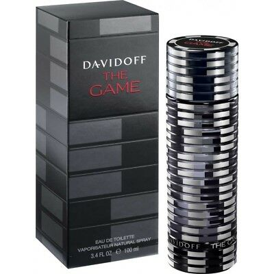 The Game by Davidoff 100ml EDT Spray