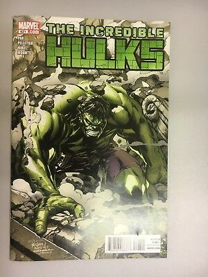 Marvel Comics - The Incredible Hulks #621 (2011) - BN - Bagged and Boarded