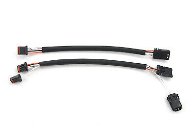 HANDLEBAR SWITCH WIRING Harness 8 Extension Kit fits Harley Davidson on