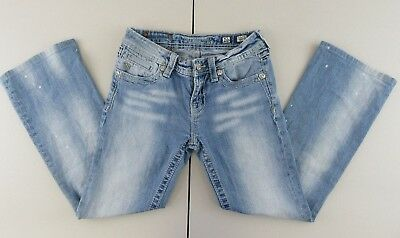 Miss Me (Boot) Girl's Jeans Tag Size 16 Mm#400