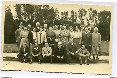 Carte Postale - Photo Ancienne-Photo de Famille (A13)