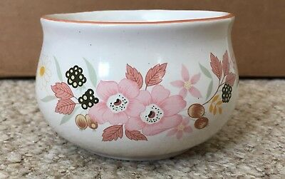 Boots Hedge Rose Sugar Bowl. No Signs Of Ever Being Used.