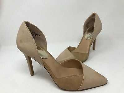 17af67b0720a NEW W  DEFECTS! Women s Jaclyn Smith 39875 Smith d Orsay Heels - Tan ...