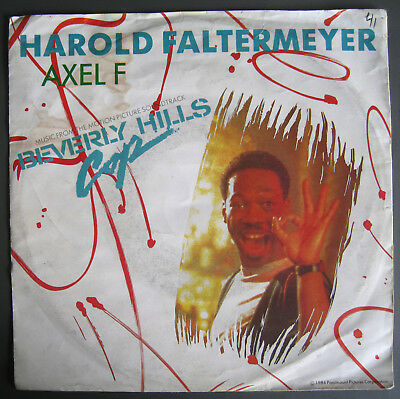 Harold Faltermeyer - Beverly Hills Cop - Axel F/Shoot Out - Single