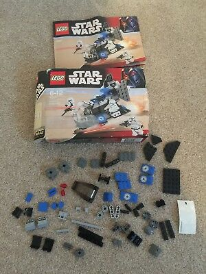 Lego 7667 Star Wars Imperial Drop Ship Boxed With Instructions