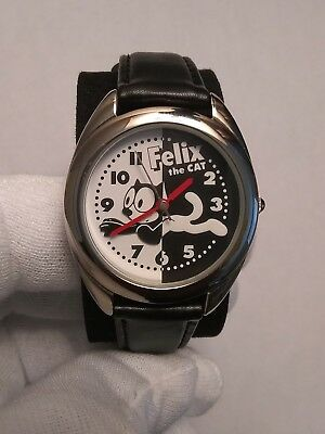 Felix The Cat Watch, Fossil Limited Edition (NEW BATTERY)