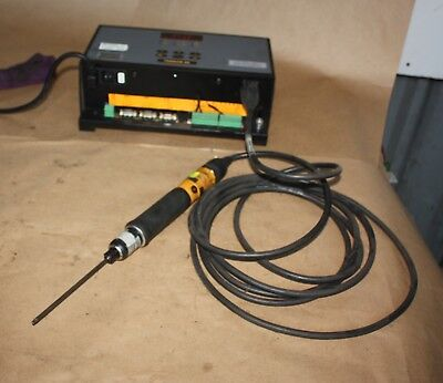 Atlas Copco Tensor DL D313-DL-ADVANCED Torque tool nut runner & Controller Cable