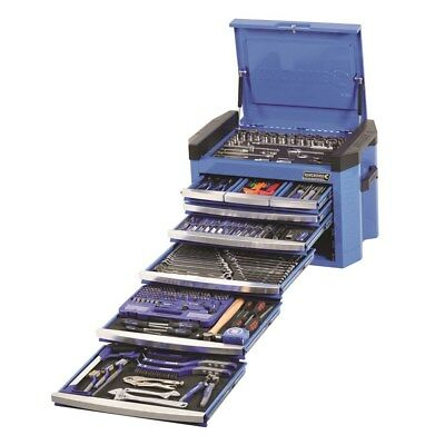 Kincrome K1502  Sockets & Accessories 328 Pieces 8 Drawer Tool Chest Kit