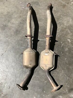 WH Statesman Catalytic Converter Pair Used, Holden, Cats