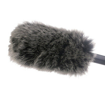 Pro Dusty Microphone Furry Cover Windscreen Muff For TAKSTAR SGC-598 VideoMic Q