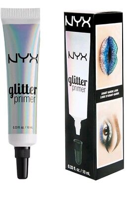 NYX Cosmetics Glitter Makeup Primer 0.33 oz  by NYX.