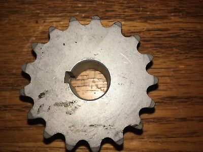 Martin 35B17Ss Sprocket - 5/8 Inch Bore Stainless Steel***nos***