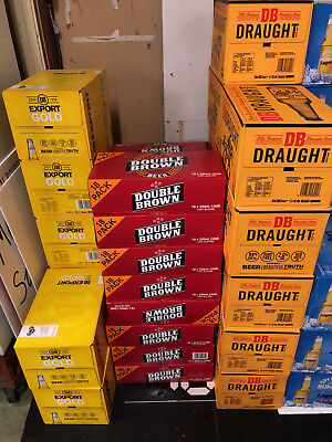 DB Draught/Export Gold/Double Brown