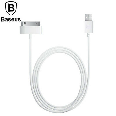 30PIN USB DATENKABEL LADEKABEL FÜR IPHONE 4 4S 3GS iPAD 2 3 4 iPOD 2 3 4 Schnell