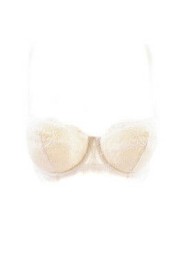 fae36ac086f L Agent by Agent Provocateur Women s Padded Lace Bra White Size S RRP £65