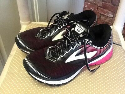 Women's BROOKS GHOST 10 Running Trainers , size 7/40.5