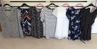 Maternity Top/blouse Bundle Size 18 Red Herring, New Look, H&M