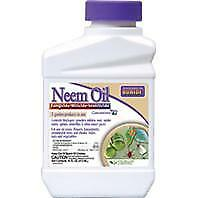 NEEM OIL FUNGICIDE MITICIDE INSECTICIDE CONC(Pack of 1)