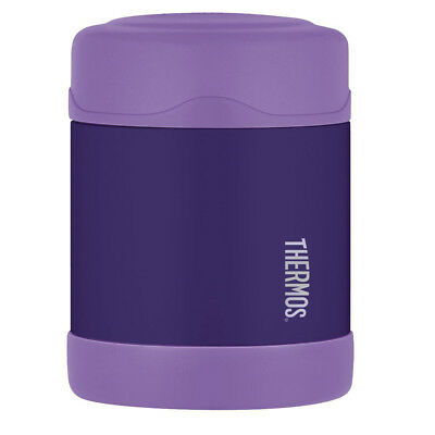 Thermos FUNtainer™ Stainless Steel, Vacuum Insulated Food Jar - Purple ...