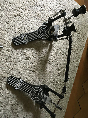 Sonor Left Footed Double Bass Pedal