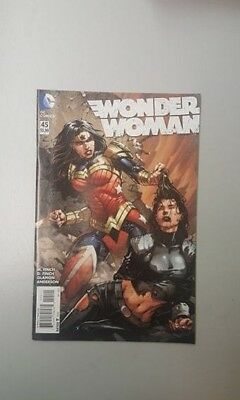 DC Comics: Wonder Woman - #45 - New 52 - 2015 -BN - Bagged & Boarded