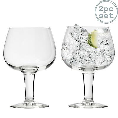Gusto Spanish Balloon Copa Gin Glasses x2 - 660ml - G&T Cocktail Glasses