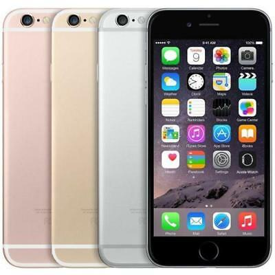 Apple iPhone 6S 64GB - All Colors - (Factory Unlocked / AT&T) 4G LTE Smartphone