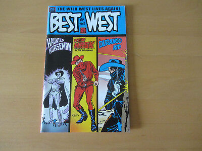 BEST OF THE WEST No 63 US AC COMIC