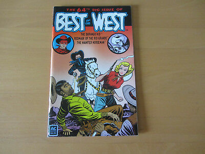 BEST OF THE WEST No 64 US AC COMIC