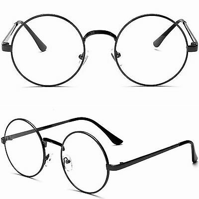 Harry Potter Glasses Round Metal Glasses for Cosplay Ball Party Gift Gadget Slim
