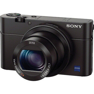 Sony Cyber-shot DSC-RX100 III Digital Camera with Cleaning Kit BRAND NEW