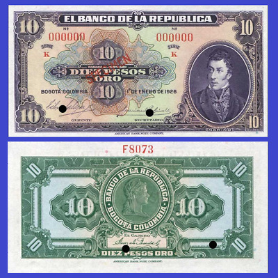 Greece 10 Drachmai 1926 UNC Reproduction