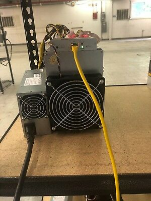 Bitmain Antminer X3 (220 kH/ 465 W +7%) (PSU Not Included)