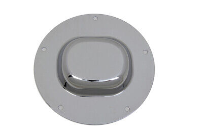 Chrome Nostalgic 5-Hole Derby Cover,for Harley Davidson,by V-Twin