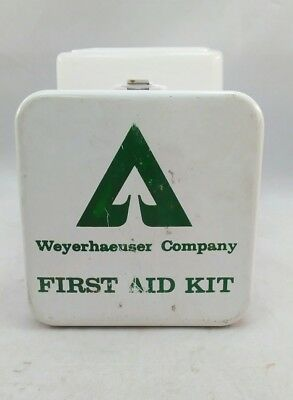 Weyerhaeuser Company First Aid Kit  Lot(613-02)
