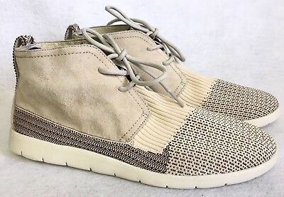 38c40c43488 UGG AUSTRALIA FREAMON Hyperweave 2.0 Men's Sand Brown Fashion Sneakers  1020350