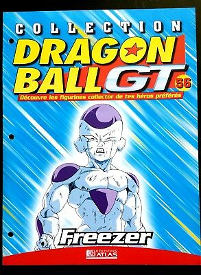 Collection Dragon Ball GT n°56 - Editions Atlas - Freezer -